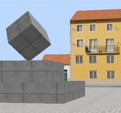 jmonkey: l'ambiente 3D di prova
