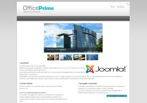 Officeprime Et Joomla