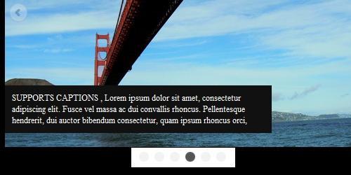 Figura 2. vSlider: uno tra i migliori slider per WordPress
