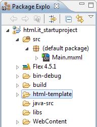 Template HTML creati