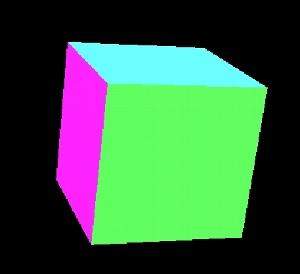 jmonkey: visualizzazione del cubo appena creato