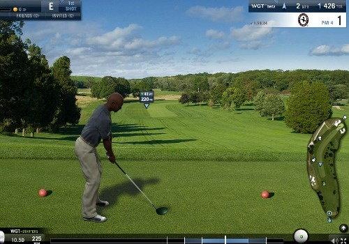 Figura 5: World Golf Tour