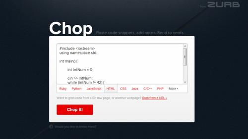 Figura 10: Chop