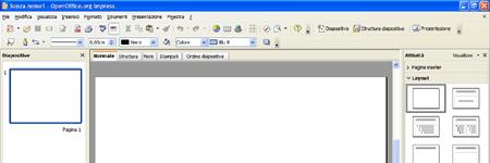 OpenOffice Impress