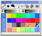 Palette Sfumature