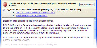 Filtro anti-phishing