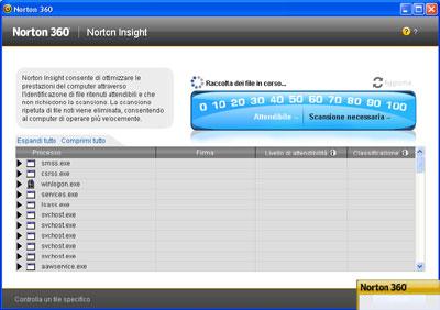 Norton Insight