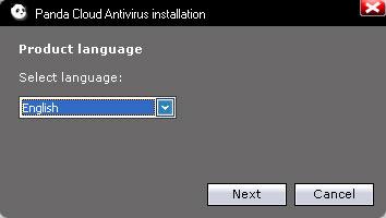Installazione Panda Cloud Antivirus