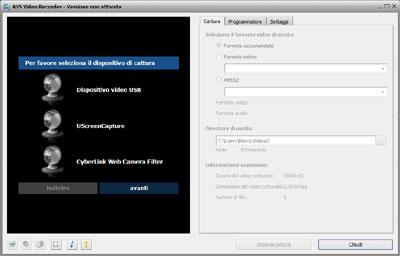 Modulo AVS Video Recorder