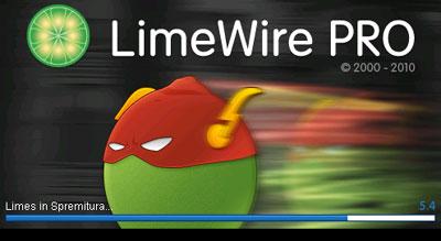 Logo LimeWire Pro