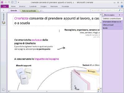 Barra multifunzione Outlook 2010