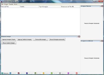 Interfaccia Utente - Multiple Image Resizer .NET