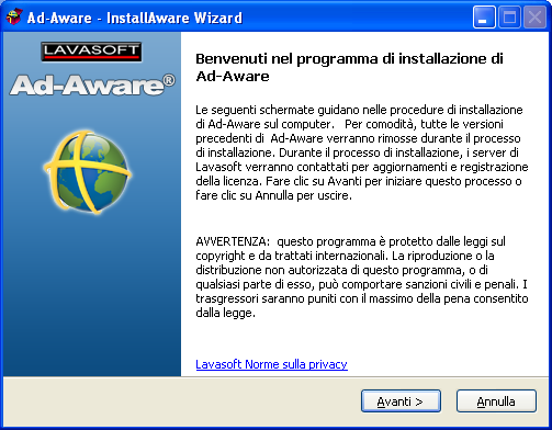 Ad-Aware Free Internet Security: Ad-Aware Free Internet Security