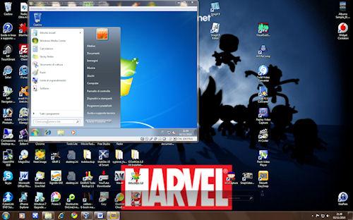 Sistema operativo virtuale e sistema operativo primario