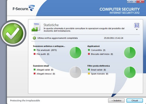 F-Secure Internet Security 2012: Area Online Safety per gestire il controllo parentale