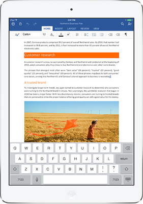 Powerpoint per iPad