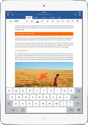 Powerpoint per iPad