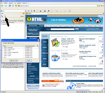 Ricerca Feed RSS