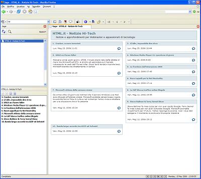 Feed RSS di HTML.it