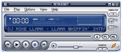 Player Winamp