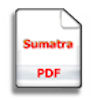 Logo Sumatra PDF Viewer