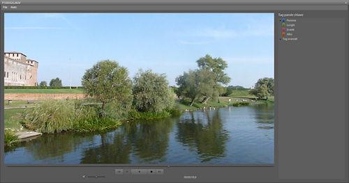 Adobe Premiere Elements 9: esempio di riproduzione filmato