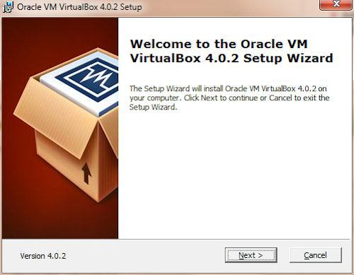 Installazione VirtualBox