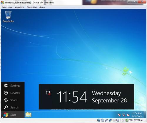 Windows 8: Accesso al Desktop