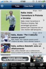 Diretta Euro 2012