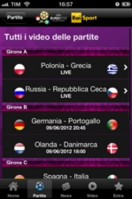 RAI EURO 2012