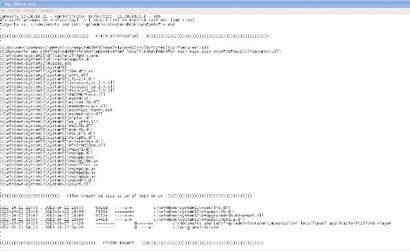 screenshot Combofix