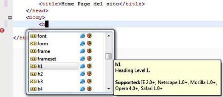 Figura 25: Assistenza per la digitazione del codice