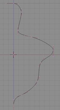 Profilo della trottola
