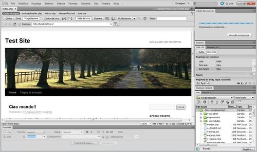 Avvio delle operazioni di Adobe Browser Lab