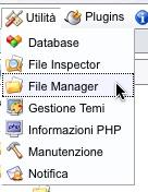 e107 file manager