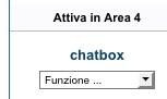 e107 attiviamo chatbox nella sidebar