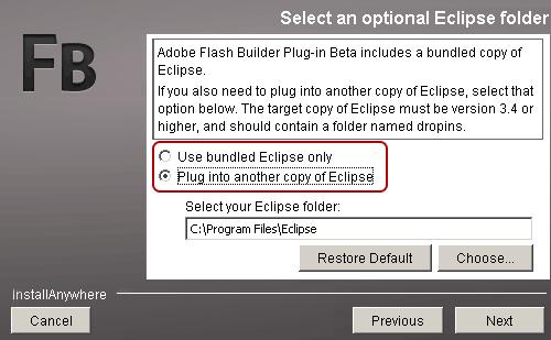 Maschera di scelta Eclipse