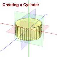 Il cilindro con qualità impostata a 40