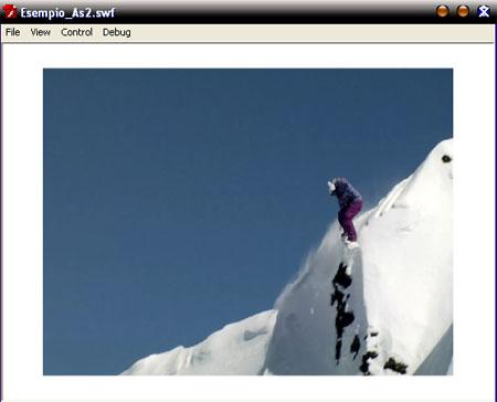 Screenshot del filmato