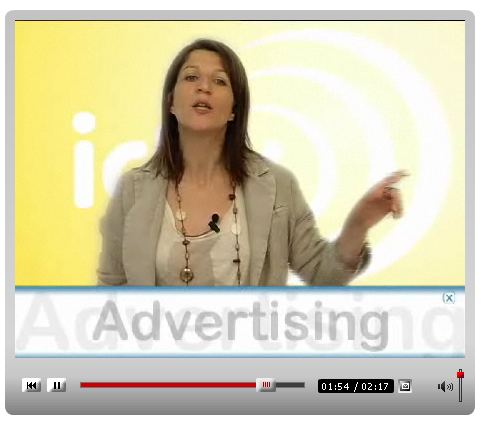 Esempio di video overlay
