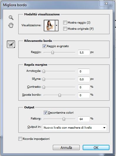 Window decontamination and optimization