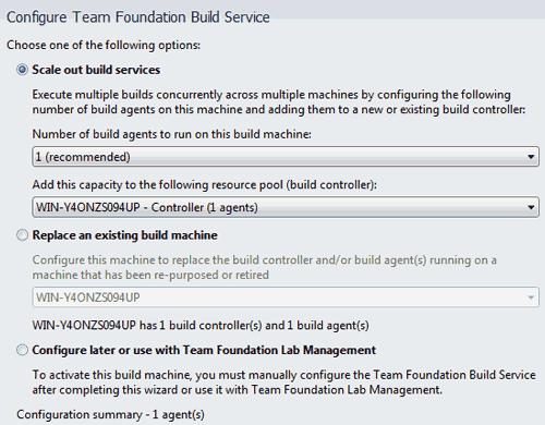 Gestire la scalabilità dei build service