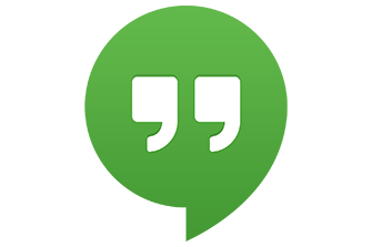 Hangouts per Android